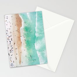 Beach Mood Stationery Cards