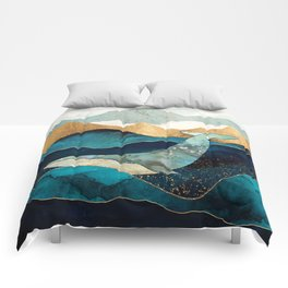 Blue Whale Comforters