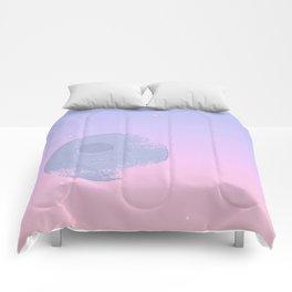 Pastel Death Star Comforters