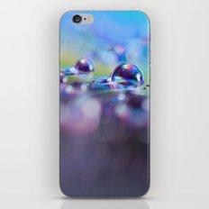 Rainbow Bubbles iPhone & iPod Skin