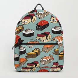 Sushi Otter Backpack