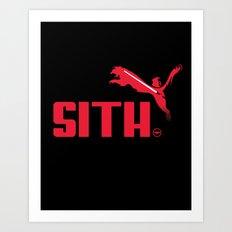 Brand Wars: Sith Art Print