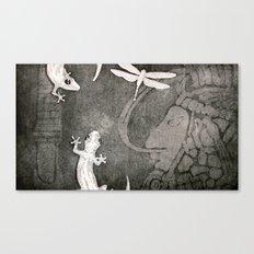 Lost City 2 Canvas Print