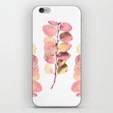 Leaf Trio iPhone & iPod Skin