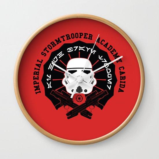 Imperial Academy Wall Clock