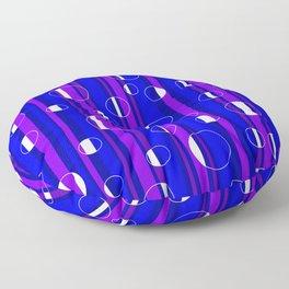 ABSTRACT ART Floor Pillow