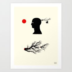 The Creator of Nature Art Print