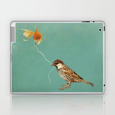 hooked Laptop & iPad Skin