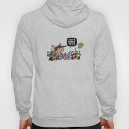 Agus and Monsters Hoody
