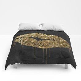Goldenlips Comforters