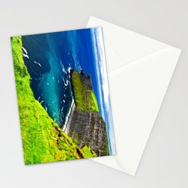 Cliffs of Moher Vivid Stationery Cards