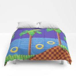 Retro Video game Comforters