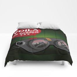 Le visiteur du futur Comforters