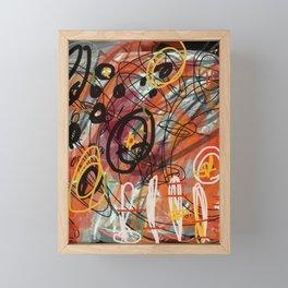 Cirka-firka Framed Mini Art Print