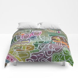 Abstract 39 Comforters
