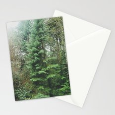 With the Trees Stationery Cards