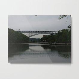 Inwood Hill Park, New York Metal Print