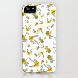 Wall Garden iPhone Case