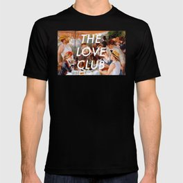 Luncheon with the Love Club T-shirt