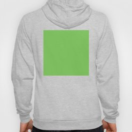 GREEN FLASH PANTONE 15-0146 Hoody