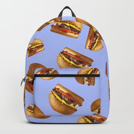 Just Hamburgers Backpack