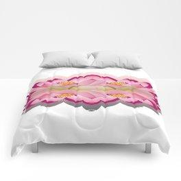 flowermetry Comforters