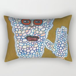 Good Bye Weekend Rectangular Pillow