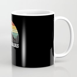 MENDOZASAURUS MENDOZA SAURUS MENDOZA DINOSAUR Coffee Mug