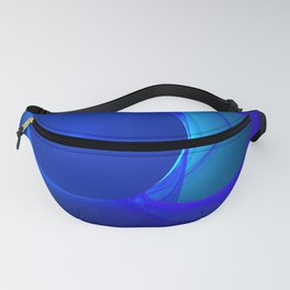 Evolution in deep space Fanny Pack