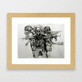 knighthawx Framed Art Print