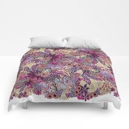 Vernal rising Comforters