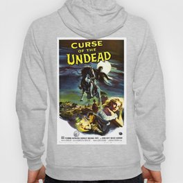 Curse of the Undead, 1959 (Vintage Movie Poster) Hoody