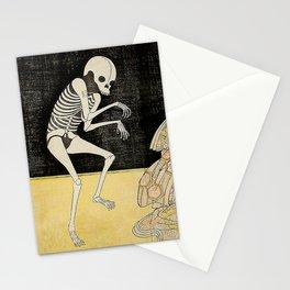 SPIRIT OF THE RENEGADE MONK SEIGEN - KATSUKAWA SHUNSHO Stationery Cards
