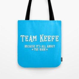 Team Keefe Tote Bag