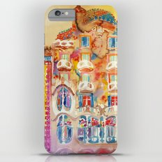 Casa Batllo iPhone 6s Plus Slim Case