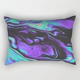LAVENDER BLOOD Rectangular Pillow