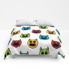 Monster Pattern Comforters