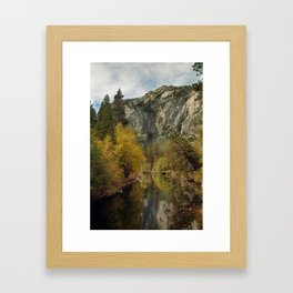 Yosemite-1 Framed Art Print