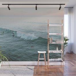 Let's Surf V Wall Mural