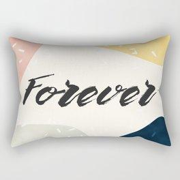 Forever #society6 #love Rectangular Pillow
