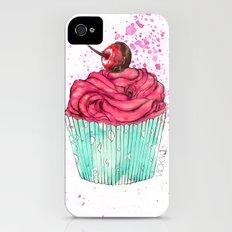 Creative Cupcake... iPhone (4, 4s) Slim Case