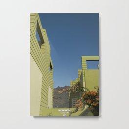Bajamar Metal Print