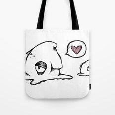 Squid Love Tote Bag
