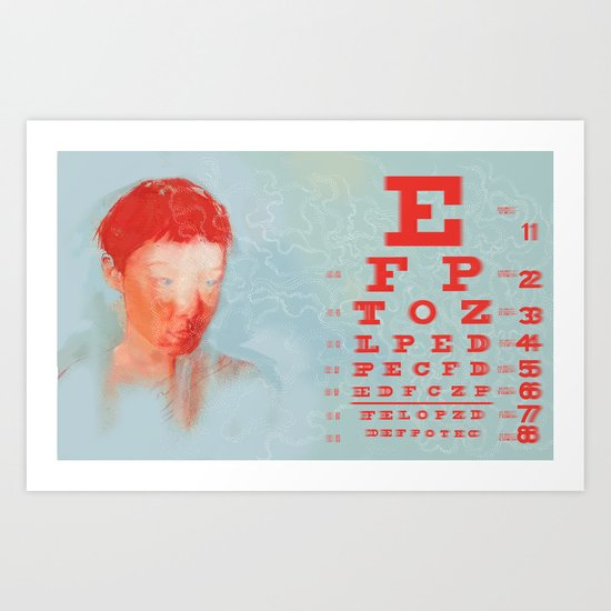 """The 20/20 Experience 2"" by Justin Hopkins Art Print"