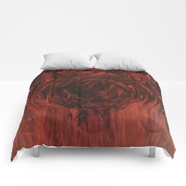 Pit of Fire Comforters