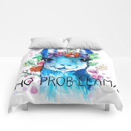 No Prob Llama Comforters