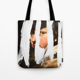 Untitled (Finger Paint 2) Tote Bag