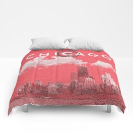 Chicago - Red Comforters