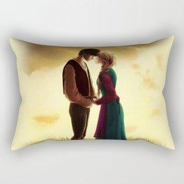 The Peasant's Promise Rectangular Pillow