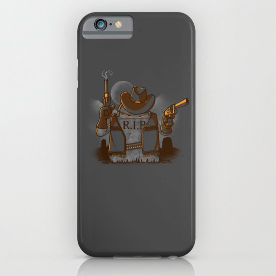 Tombstoned iPhone & iPod Case